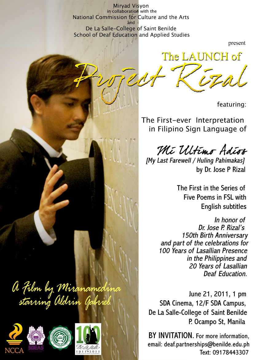 my last farewell by jose rizal explanation