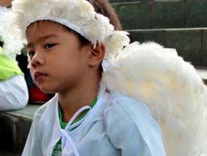 Angel-boy