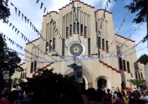 Baclaran Church Holy Week 2012