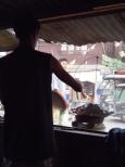Bibingka cooking