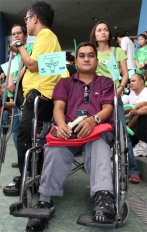 Other PWDs join
