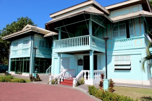 The Ancestral House of Pres. Ramon F. Magsaysay