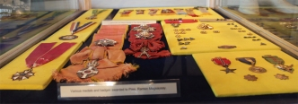 Medals and other awards