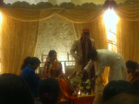 Liz-Nihar wedding