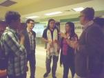 CSB Deaf Leaders w WFD Prez