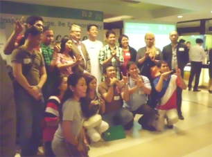 Deaf Leaders w WFD Prez