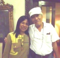 With Hall of Famer for Cinematography, Romy Vitug