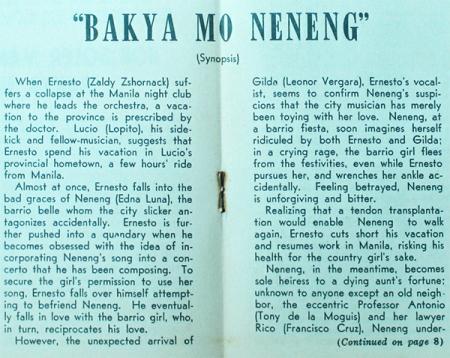 Bakya_Synopsis