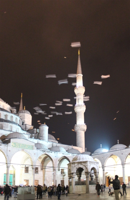 sultanahmet_night shot