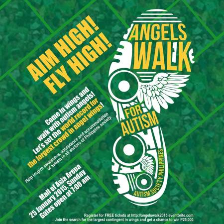 2015 ANGELS WALK