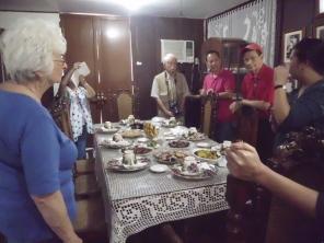 Camera Galeria dining rm