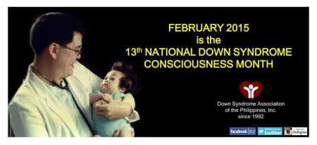 Down Syndrome Month
