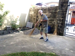 Wed House_ext_walis