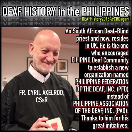 Fr. Cyril Axelrod