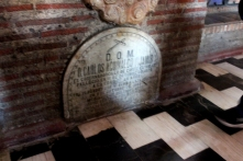 Tomb of Gen. Emilio Aguinaldo's Father Interred in Kawit, Church