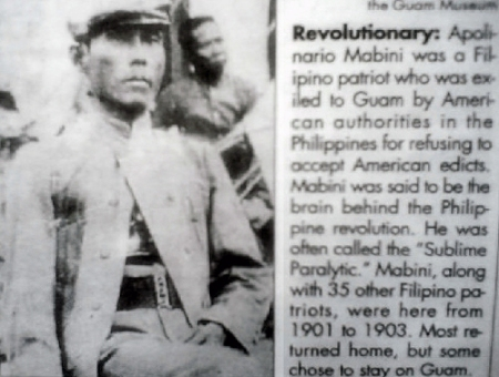 Apolinario Mabini Guam newspaper2