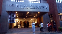 The new Film Center. It started in a small room at Palma Hall, Rm 209
