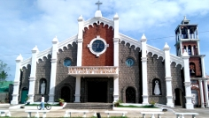 ArchDiocese Shrine of the MHS_Front3_Aparri