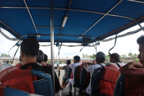 FerryBoat Ride to Guada8