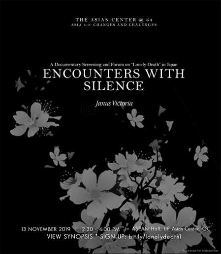 Encounters with Silence2